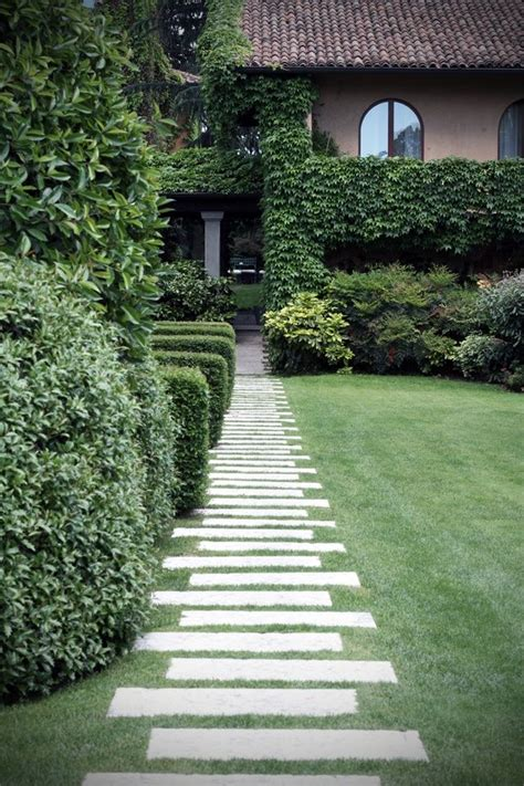 garden path for the front walkway outdoor pinterest