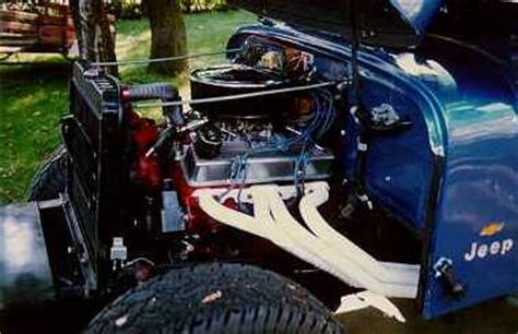 jeep  conversion guide chevy ford dodge engine swap jeepfancom