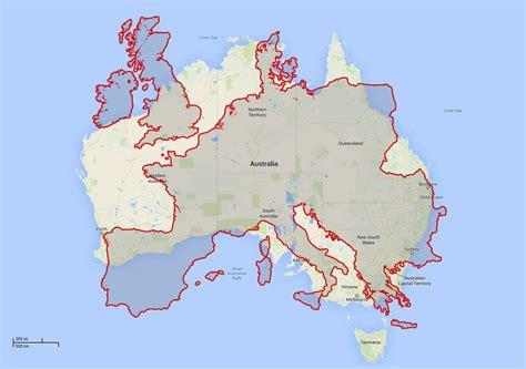 map usa vs europe map usa vs australia