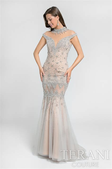 prom dresses 2017 styles colors terani couture