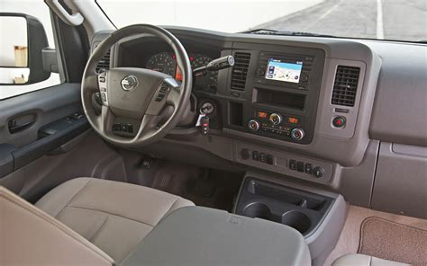 nissan nv2500 interior 2013 nissan nv interior photo 43817291 automotive com