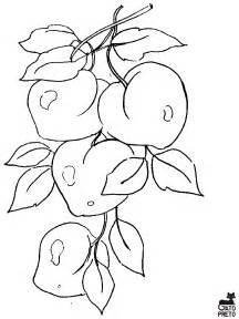Dibujos de frutas y verduras para colorear dibujos para colorear