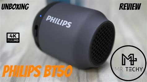 4k philips bt50 bluetooth wireless speaker