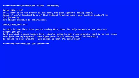 wallpaper blue screen windows blue screen wallpaper wallpapersafari