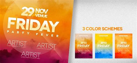 10 Best Free Psd Flyer Templates Free Psd Files Flyer Template 2