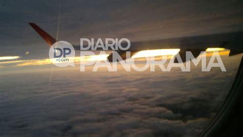diario panorama santiago estero 191 un ovni en el vuelo hac 237 a santiago estero diario