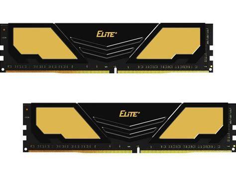 Memory Ram Laptop Team Elite Ddr4 4gb Pc 19200 2400 Mhz team elite plus 8gb 2 x 4gb 288 pin ddr4 sdram ddr4 2400 pc4 19200 desktop memory model