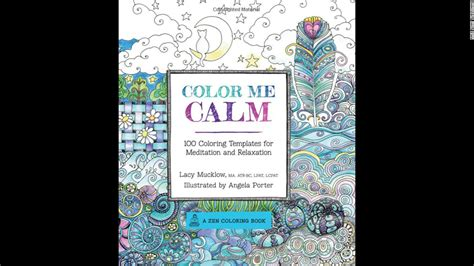 what color calms you down why adult coloring books are good for you cnn