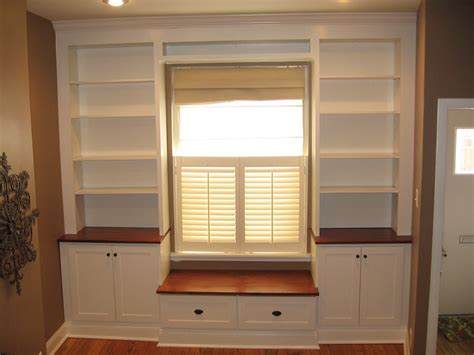 Bedroom Designs Bookcase Under Window Red Curved Seat Low