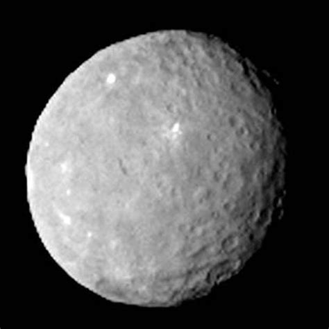 Ceres Lights by Nasa Scientists Stumped By Mystery Lights On