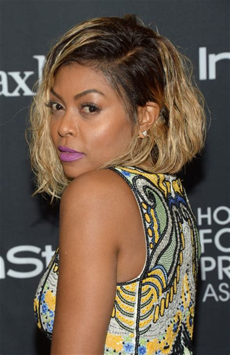 Taraji P Henson Hairstyle by Taraji P Henson Hairstyle Think Like A