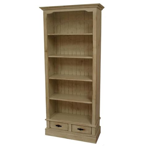 Genevieve Bookcase   Home Envy Furnishings: Solid Wood