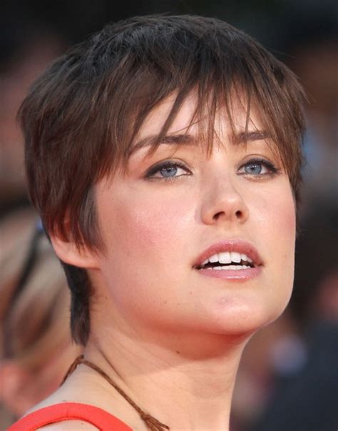 megan boone backward flow haircut pixie haircut for women megan boone hair styles popular