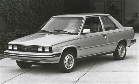 1984 renault alliance 1984 renault alliance image 62