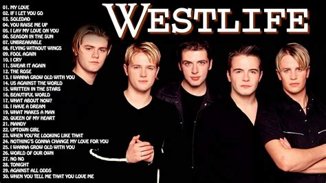 hits song westlife greatest hits 30 best songs of westlife by yldz