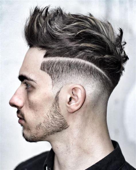 cortes de pelo hombres degradado completo peinados hombre pelo corto degradado