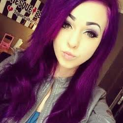what year did the color purple come out 17 best ideas about bright purple hair on