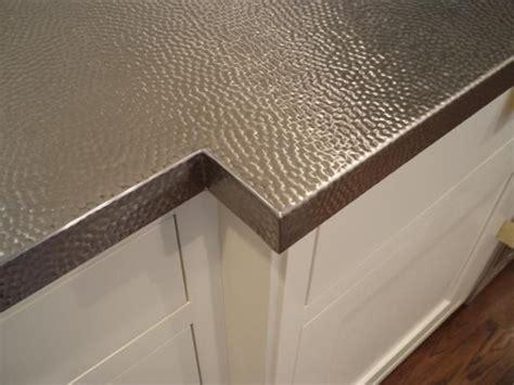Stainless Steel Countertop Price by Best 25 Metal Countertops Ideas On Zinc Countertops Stainless Steel Countertops