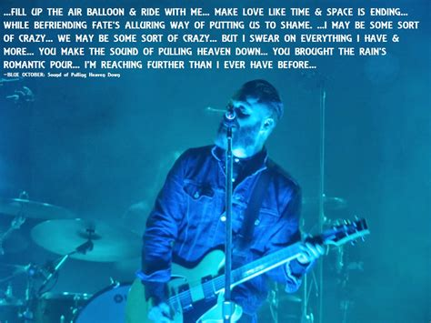 song from blue blue october quotes quotesgram