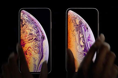 iphone xs et xs max apple officialise ses 2 nouveaux smartphones