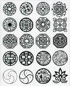 korean design traditional korean geometrical patterns my tattoo