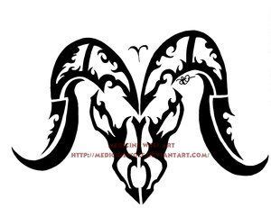 100 and black aries tribal aries images 39 best aries designs images on