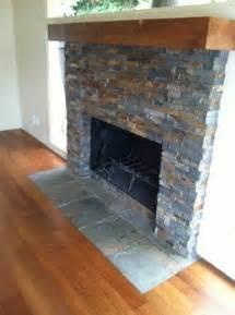 slate fireplace mantel 25 best ideas about slate fireplace on slate