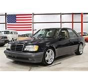1994 Mercedes Benz E500  Post MCG Social
