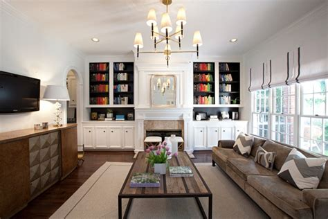 decor pad living room books arranged by color contemporary living room sally wheat interiors