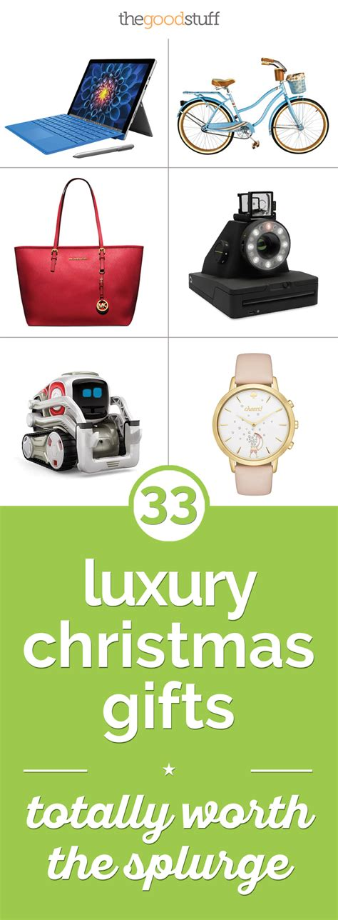 33 luxury christmas gifts totally worth the splurge