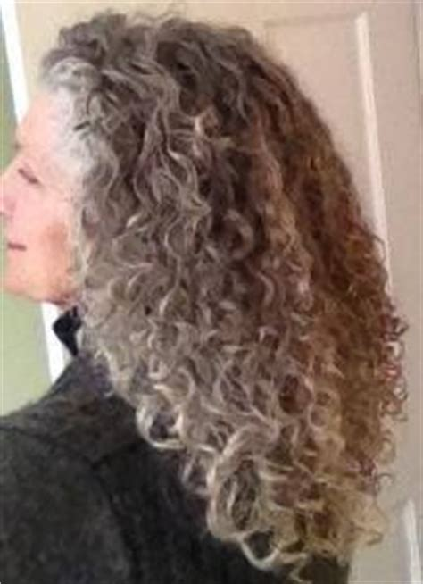 grey hair lowlights
