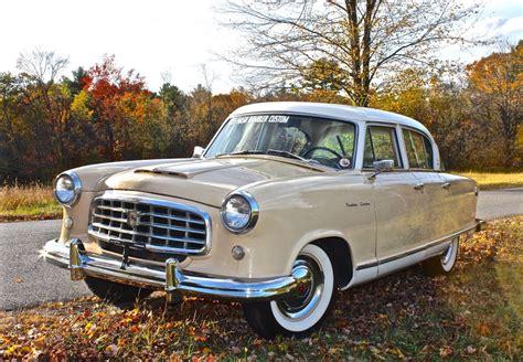 rambler car all american classic cars 1955 hudson nash rambler
