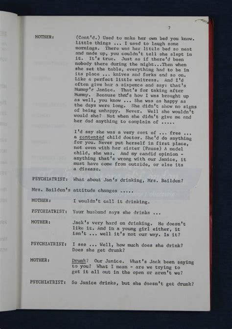 biography documentary script production used shooting script prop store ultimate