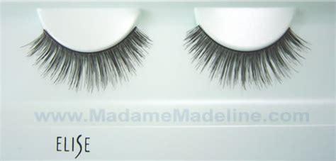 Elise Individual Lashes 3510 Flare elise faux eyelashes 307 eyelashes madame madeline lashes