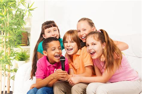 who sang in the boys room sing is when it is of stock photo image of children 34072992