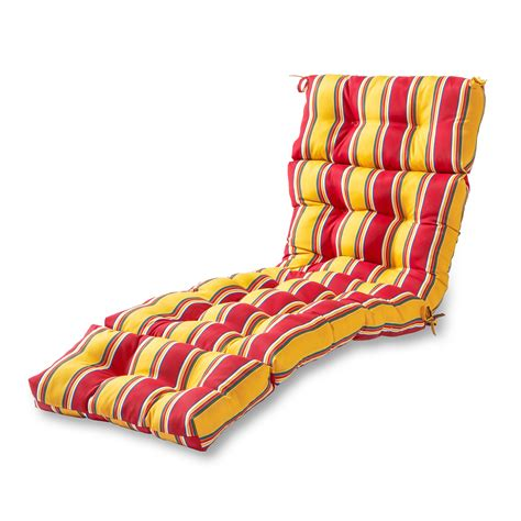 greendale home fashions 72 in outdoor chaise lounger