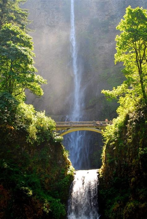 columbia river waterfalls photos multnomah waterfall in columbia river gorge oregon been