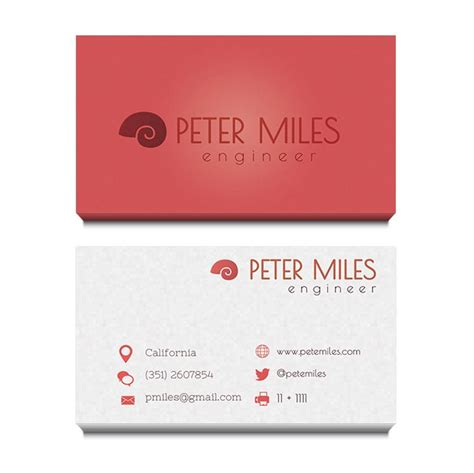 basic business card
