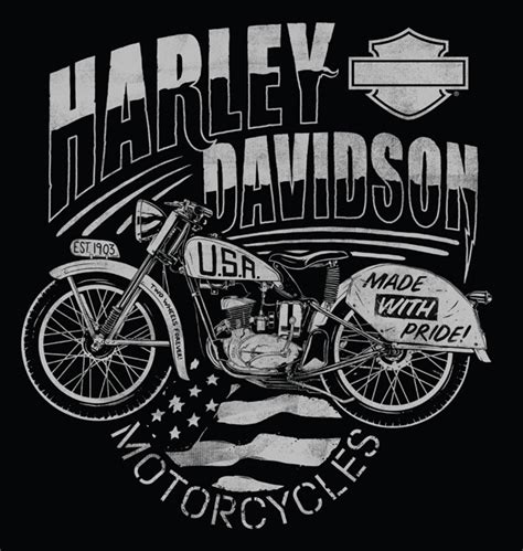design kaos harley harley davidson on behance