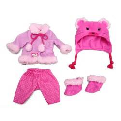 Babies R Us Baby Beds Baby Alive One Size Fits All Bear Coat Funrise