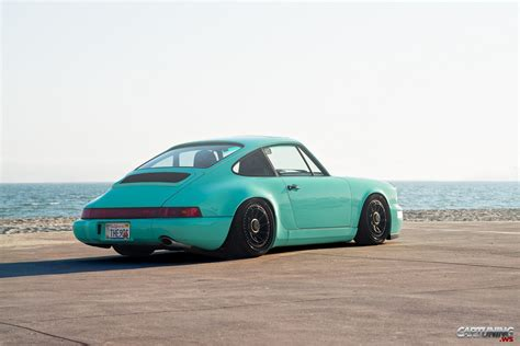 stanced porsche 911 widebody stanced porsche 911 964