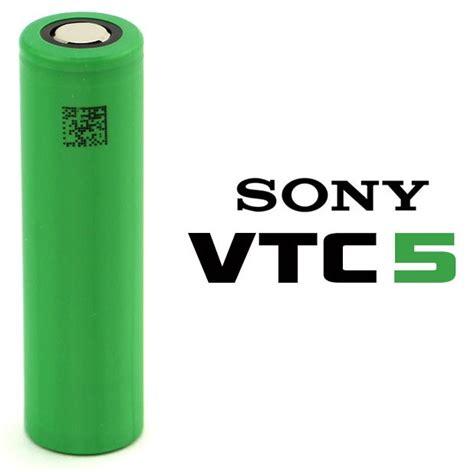 Baterai Vape 18650 Sony Vtc5 3000mah Vtc 5 sony vtc5 18650 lithium ion cylindrical battery 3 7v