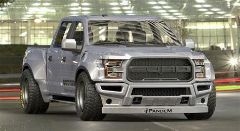 widebody truck slammed widebody ford raptor great idea or plain