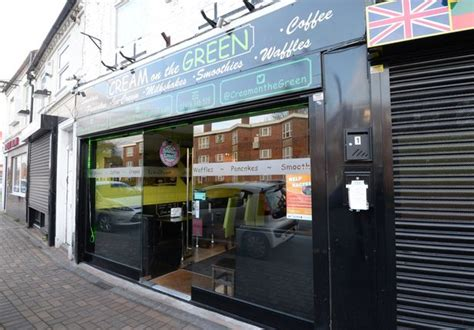 wallpaper shop abbey green nuneaton popular nuneaton desserts parlour devastated by burglary