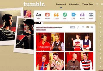 tumblr themes and skins klaine tumblr theme themes and skins userstyles org