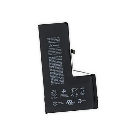 iphone xs replacement battery ifixit