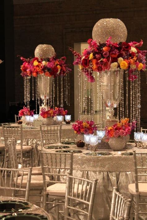 Glitter Inspiration For Wedding Decor ? Fashion in India
