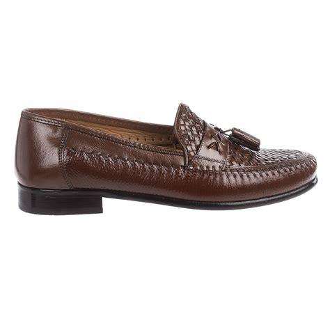 tasseled loafers for florsheim swivel weave tassel loafers for save 66