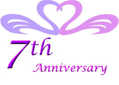 7th wedding anniversary gift ideas   Perfect 7th