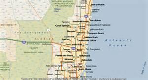 map of lauderhill